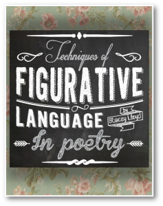 Do you want to help guide your students through the process of identifying and explaining figurative language in poetry? Then these worksheets will help you with that process.